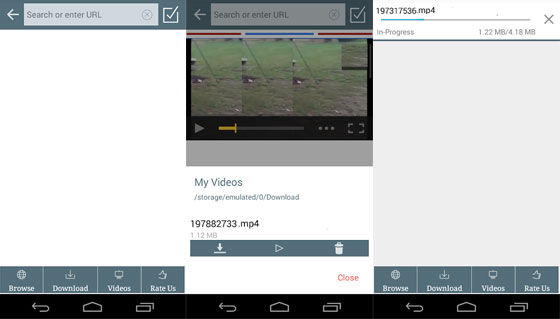 All A561e Video Download Application